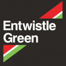 Entwistle Green, Burnley logo