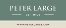 Peter Large Lettings logo