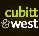 Cubitt & West, West Worthing logo