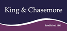 King & Chasemore Lettings logo