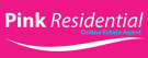 Pink Residential Online Estate Agents, Romford logo