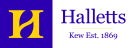 W. Hallett & Co, Kew logo