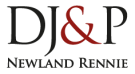 DJ&P Newland Rennie, Chepstow logo