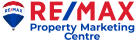 RE/MAX Property Marketing Centre logo