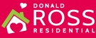Donald Ross Residential, Ayr  logo
