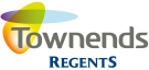 Townends Regents, Staines branch logo