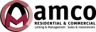 AMCO (MCR) Ltd, AMCO Residential and Commercial branch logo