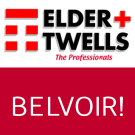Elder and Twells, Derby West branch logo