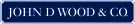 John D Wood Lettings, Weybridge logo