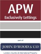 APW Lettings, Cobham branch logo