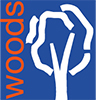 Woods Letting Agents, Portishead branch logo