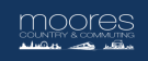 Moores Country & Commuting, Grantham, Grantham logo