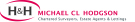 Michael C L Hodgson, Kendal logo