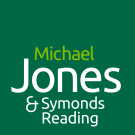 Michael Jones & Symonds Reading logo