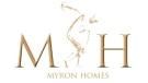 Myron Homes logo