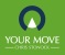 YOUR MOVE Chris Stonock Lettings, West Denton logo