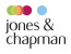 Jones & Chapman, Heswall logo
