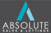 Absolute Sales & Lettings Ltd, Wellswood, Torquay logo