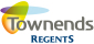 Townends Regents, Sunbury logo