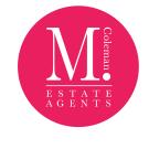 M Coleman Estate Agents logo
