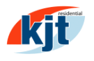 KJT Residential, Gloucester logo