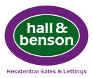 Hall and Benson , Belper logo