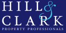 HILL & CLARK, Spalding Lettings branch logo