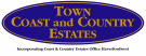Town Coast And Country Estates Ltd, Haverfordwest  logo