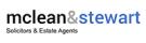 McLean & Stewart, Dunblane logo