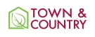 Town & Country Property Services, Oswestry logo