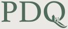 PDQ Estates, Helston branch logo