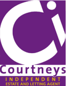 Courtneys Independent, Bolton logo
