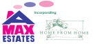 Amax Estates Ltd Inc Home From Home, Gravesend logo