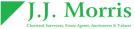 JJ Morris, Cardigan logo