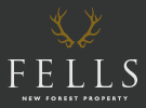 Fells New Forest Property, Ringwood logo