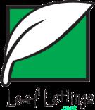 Leaf Lettings, Catford logo