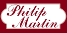 Philip Martin, St Mawes, The Roseland branch logo