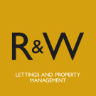 R & W Lettings and Property Management, Leeds logo
