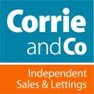 Corrie and Co Ltd, Millom branch logo
