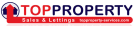 Topproperty Services, Liverpool logo