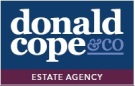 Donald Cope Estate Agents, Cheadle logo