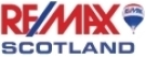 RE/MAX First, Kirkcaldy logo