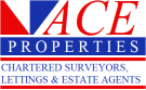 Ace Properties, Evington branch logo