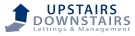 Upstairs Downstairs, Staines branch logo