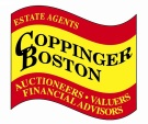 Coppinger Boston, Crewe branch logo