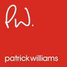 Patrick Williams, Reading logo