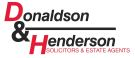 Donaldson & Henderson Solicitors & Estate Agents , Nairn branch logo