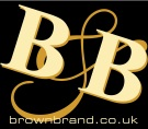 Brown & Brand logo