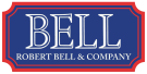 Robert Bell & Company, Woodhall Spa branch logo