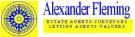 Alexander Fleming, Hythe logo